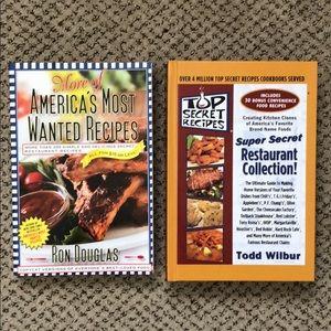 Other - 2 Cookbooks brand new